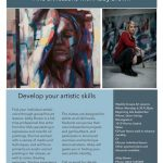 Abby Brown is offering a weekly painting class